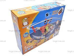 Конструктор пластиковый «4 модели», 2555-17, отзывы