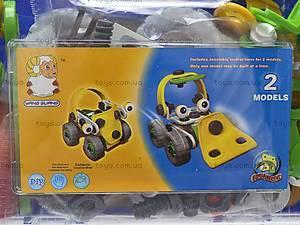 Конструктор пластиковый «Модели машин», 2555-10A, купить