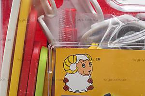 Конструктор пластиковый «Модели машин» для детей, 2555-11A, купить