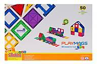 Конструктор Playmags магнитный, PM153, фото
