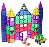 Конструктор Playmags магнитный набор 100 элементов, PM151, фото