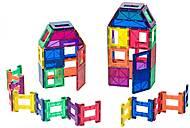 Конструктор Playmags магнитный набор 48 элементов, PM161, отзывы