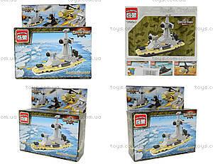 Конструктор «Подводная лодка», 48 деталей, 1224