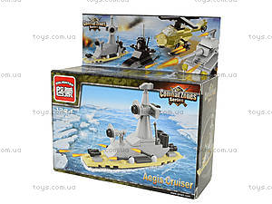 Конструктор «Подводная лодка», 48 деталей, 1224, игрушки