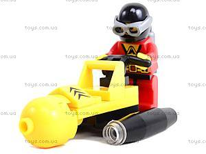 Конструктор «Подводная серия», 25 элементов, 1210, toys.com.ua