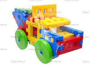 Детский конструктор «Машинка», 39178, фото