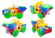 Детский конструктор «Машинка», 39178, купить