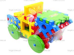 Детский конструктор «Машинка», 39178, отзывы
