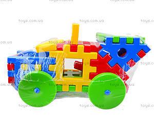 Детский конструктор «Машинка», 39178, цена