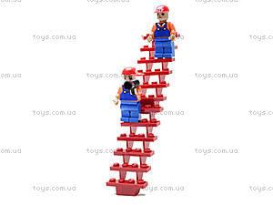 Конструктор «Поезд», 517 деталей, 25810, купить игрушку