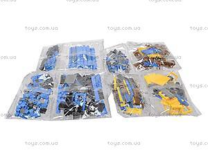 Конструктор «Поезд», 832 деталей, 25002, детские игрушки