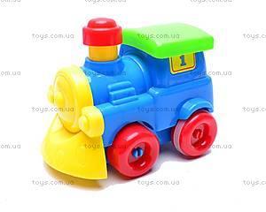 Конструктор-поезд  для детей, BL1105, отзывы