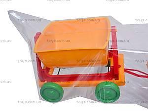 Конструктор-поезд с прицепами, 013784-2013118, отзывы