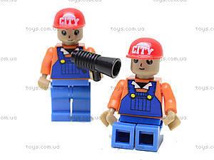 Конструктор «Поезд с топливом», 25414, іграшки