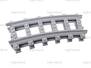Конструктор «Поезд со станцией», 928 деталей, 25110, фото