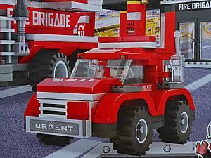 Конструктор «Пожарная бригада», 21901, купить