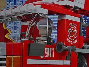 Конструктор «Пожарная бригада», 21901, отзывы