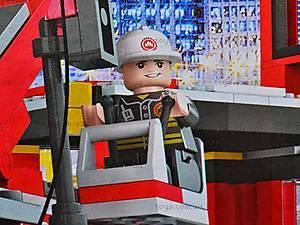 Конструктор «Пожарная бригада», 21901, игрушки