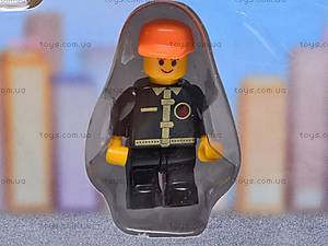Конструктор «Пожарная команда», 631 деталей, M38-B3100, цена