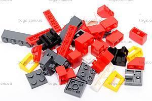 Конструктор «Пожарная машина», 607 элементов, 908, отзывы