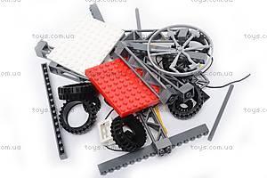 Конструктор «Пожарная машина», 607 элементов, 908, іграшки