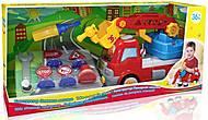 Конструктор «Пожарная машина с дорожными знаками», 58013, купить