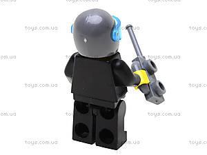 Конструктор «Пожарная охрана», 340 элементов, 906, toys.com.ua