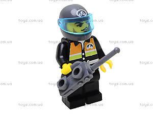 Конструктор «Пожарная охрана», 340 элементов, 906, toys