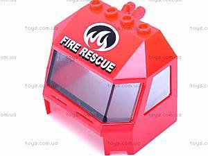 Конструктор «Пожарная охрана», 340 элементов, 906, фото
