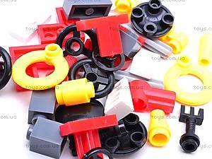 Конструктор «Пожарная охрана», 340 элементов, 906, детские игрушки