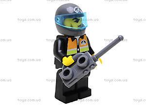 Конструктор «Пожарная охрана», 361 элемент, 909, купить игрушку