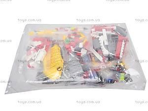 Конструктор «Пожарная охрана», 361 элемент, 909, іграшки