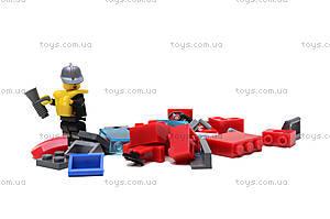 Конструктор «Пожарная охрана», 364 элемента, 904, toys