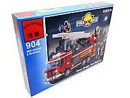 Конструктор «Пожарная охрана», 364 элемента, 904, купить