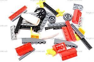 Конструктор «Пожарная охрана», 404 элемента, 905, магазин игрушек