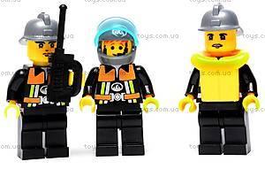 Конструктор «Пожарная охрана», 404 элемента, 905, toys