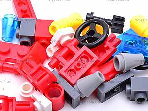 Конструктор «Пожарная охрана», 420 элементов, 907, детские игрушки