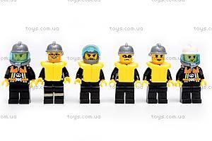 Конструктор «Пожарная охрана», 980 элементов, 911, цена