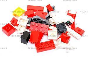 Конструктор «Пожарная охрана», 980 элементов, 911, игрушки