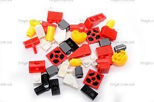 Конструктор «Пожарная охрана», 980 элементов, 911, детские игрушки