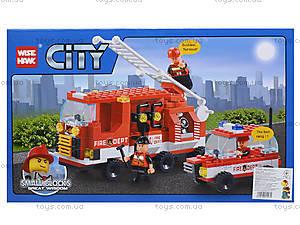 Конструктор «Пожарная техника», 227 деталей, 89006, купить