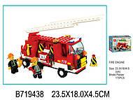 Конструктор «Пожарные», 175 элементов, M38-B3000, фото