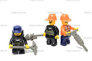 Конструктор «Пожарные спасатели», 118 деталей, M38-B0217R, toys.com.ua