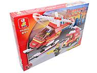 Конструктор «Пожарные спасатели», 211 деталей, M38-B0219R