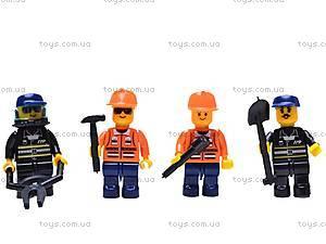 Конструктор «Пожарные спасатели», 371 деталей, M38-B0225R, купить