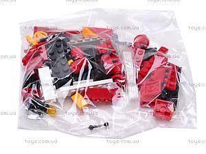 Конструктор «Пожарные спасатели», 371 деталей, M38-B0225R, цена