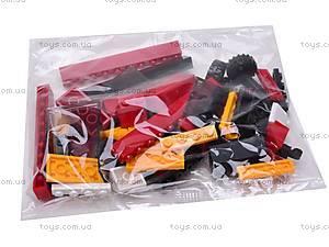 Конструктор «Пожарные спасатели», 371 деталей, M38-B0225R, магазин игрушек
