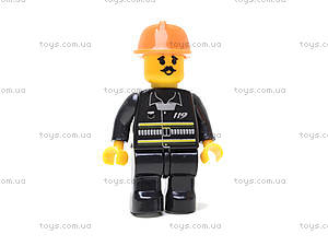 Конструктор «Пожарные спасатели», 40 деталей, M38-B0216R, toys