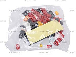 Конструктор «Пожарные спасатели», 40 деталей, M38-B0216R, купить