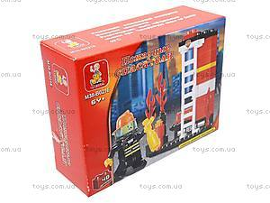 Конструктор «Пожарные спасатели», 40 деталей, M38-B0216R